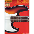 Instructional Book Hal Leonard Bass Methode