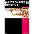 Instructional Book Schott Jazztrompete kreativ 1