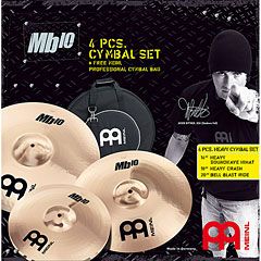 Meinl Mb10 Heavy Cymbal Set incl. Cymbal Bag