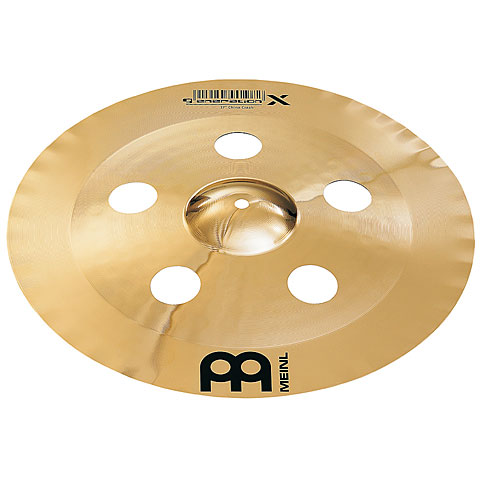 Meinl 17  Generation X China Crash