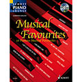 Music Notes Schott Schott Piano Lounge Musical Favourites