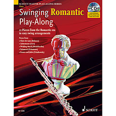 Schott Swinging Romantic for Flute