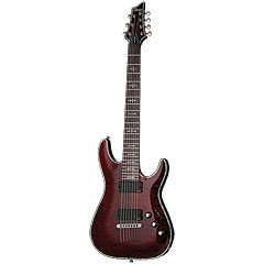 Schecter Hellraiser C-7 BCH « Electric Guitar
