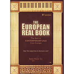 Sher The European Real Book Bb-Version