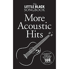 Music Sales The Little Black Songbook - More Acoustic Hits