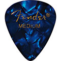 Pick Fender 351 Blue Moto, medium (12 Stk.)