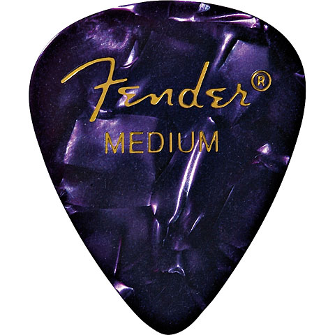 Fender 351 Purple Moto, thin (12 Stk.)