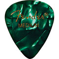 Pick Fender 351 Green Moto, medium (12 Stk.)