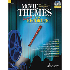 Schott Movie Themes for Recorder