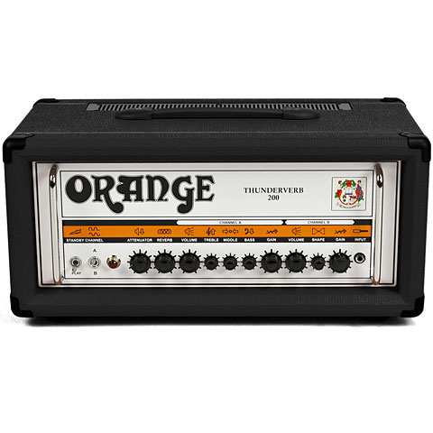 Orange Thunderverb 200H BLK