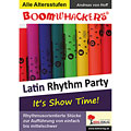 Instructional Book Kohl Boomwhackers Latin Rhythm Party 1