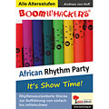 Instructional Book Kohl Boomwhackers African Rhythm Party 1