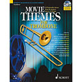 Play-Along Schott Movie Themes for Trombone / Posaune