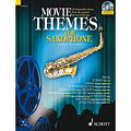 Schott Movie Themes for Tenor Saxophone « Play-Along
